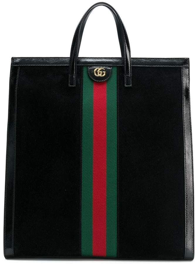 Gucci Ophidia web logo tote bag   Products in 2019   Gucci, Bags ... 0b7398b5d6