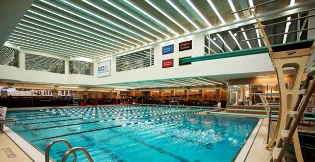 Take a swim in our gym at palladium live well pinterest for University of york swimming pool