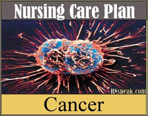 Cancer Nursing Care PlanNcp Risk For Infection  Be A Nurse