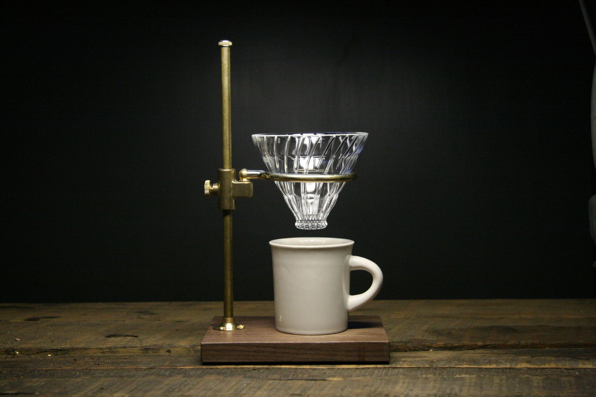 The Clerk Pour Over Stand – The Coffee Registry