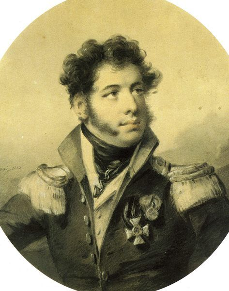 Uvarov Fedor Semenovich / Уваров Фёдор Семёнович (1787 = 1845)