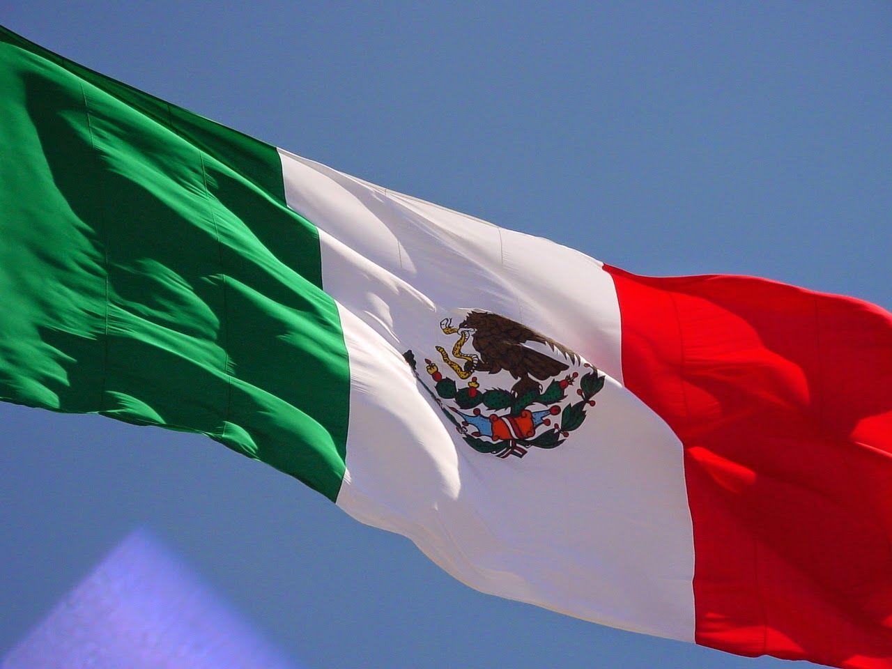 Mexican American Flag Wallpaper Mexico Flag Mexico