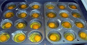 Blaze-in' On: Life On a Wanna-Be Farm: Baking Eggs to Freeze For Later