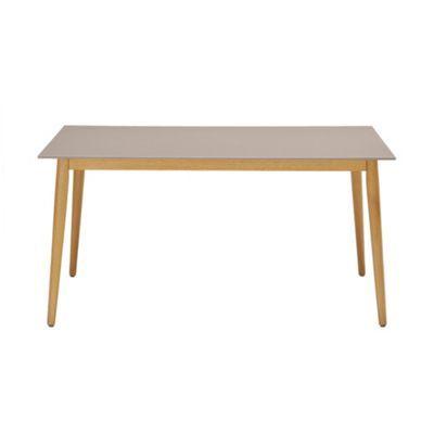 Debenhams \'Andreas\' rectangle dining table | Debenhams | garden ...