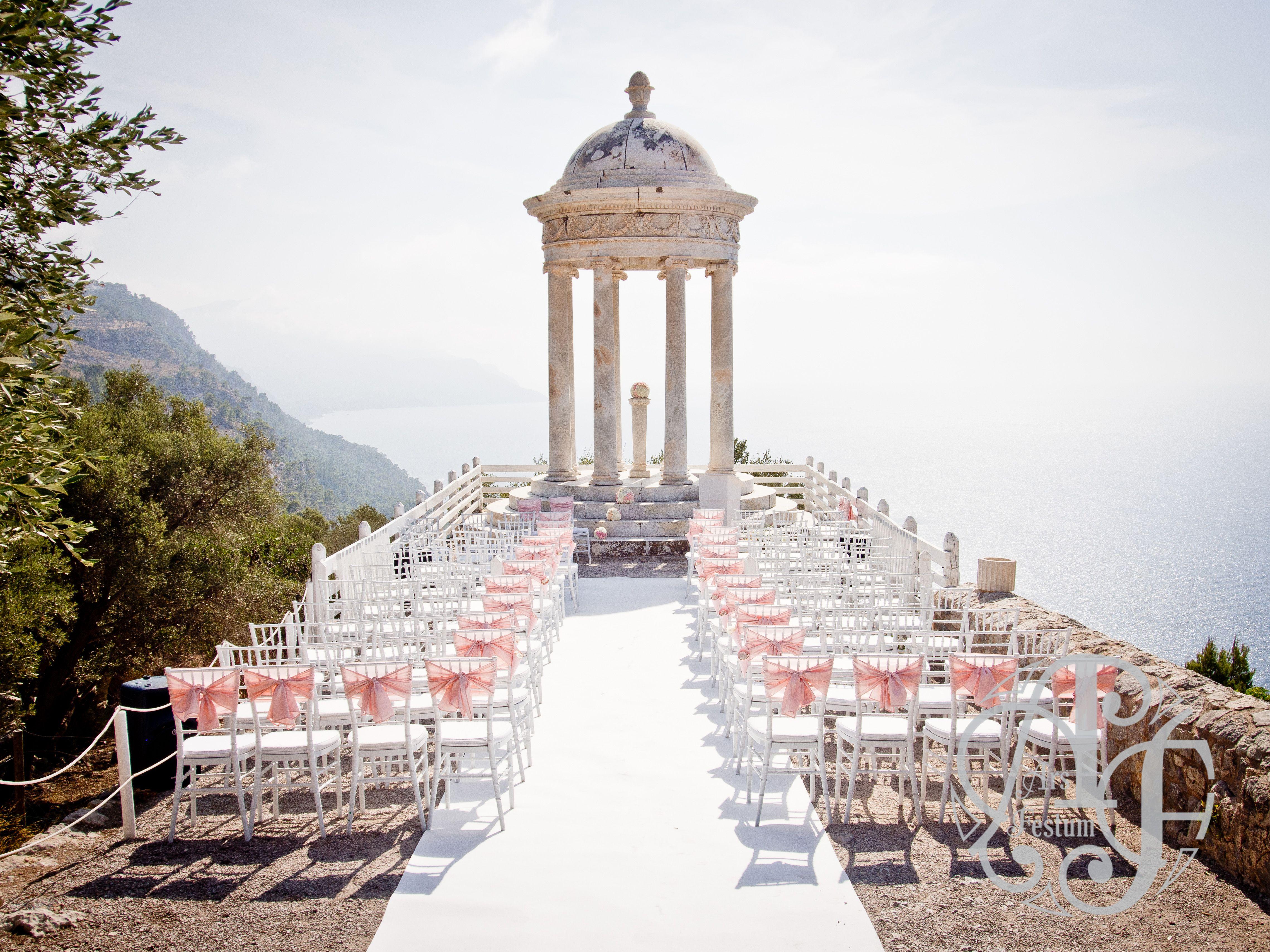 Elegant Wedding In Son Marroig, Mallorca