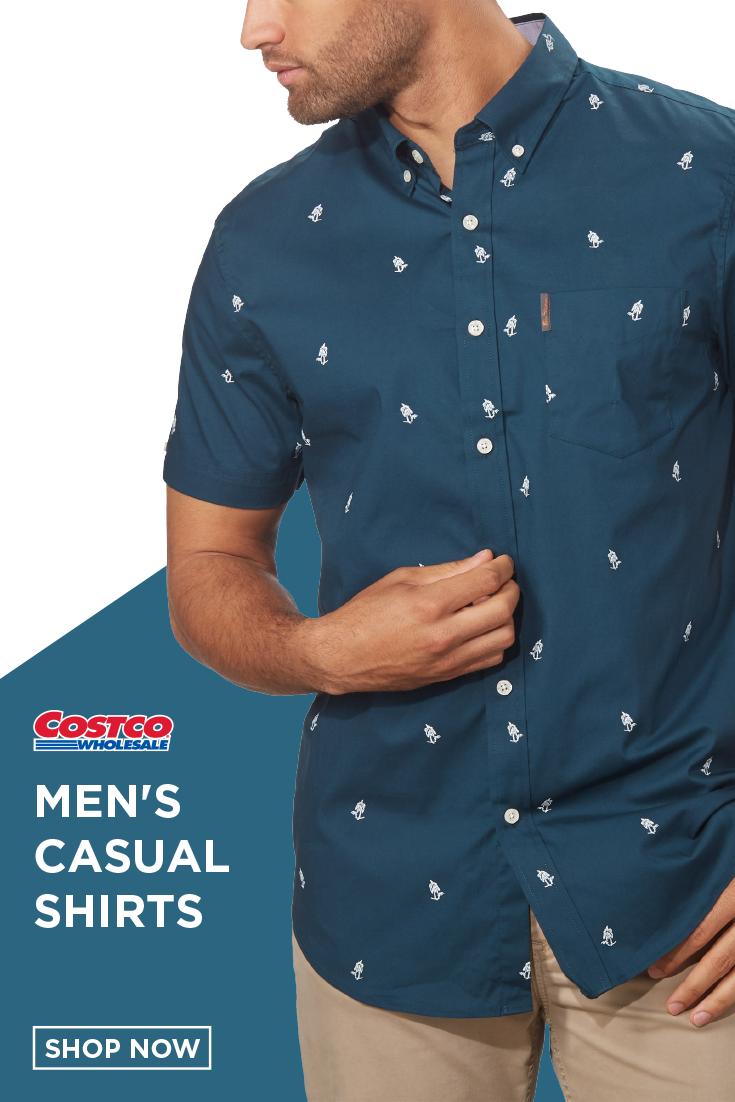 47bd6176bd9c0 Ben Sherman Men's Short Sleeve Woven in 2019 | Costco Fashion | Ben ...