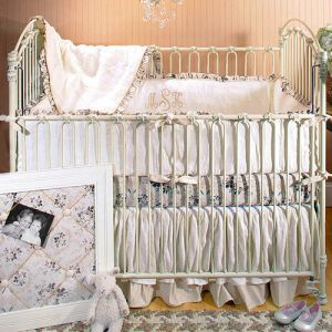 Crib Bedding Vintage Baby Cribs