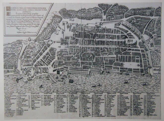 1560 Carlo Theti - NAPOLI