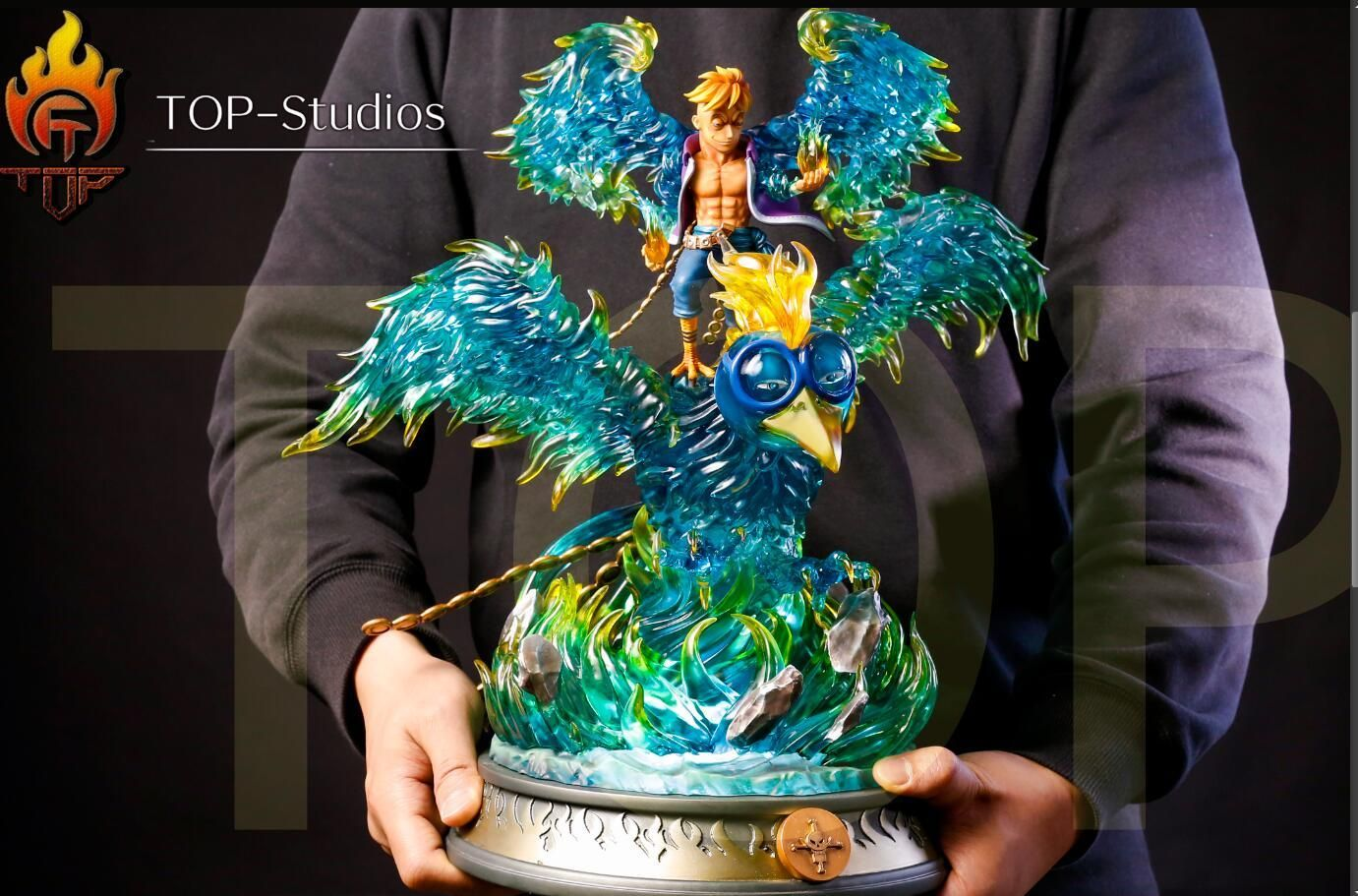 TOP Studio SD Phoenix Marco Resin Statue Collectible | Sd