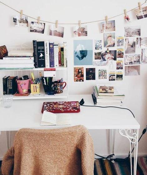25 Easy DIY Dorm Room Decor Ideas