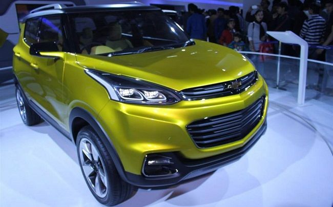 Opinion Chevrolet Adra Compact Suv Might Save Gm In India
