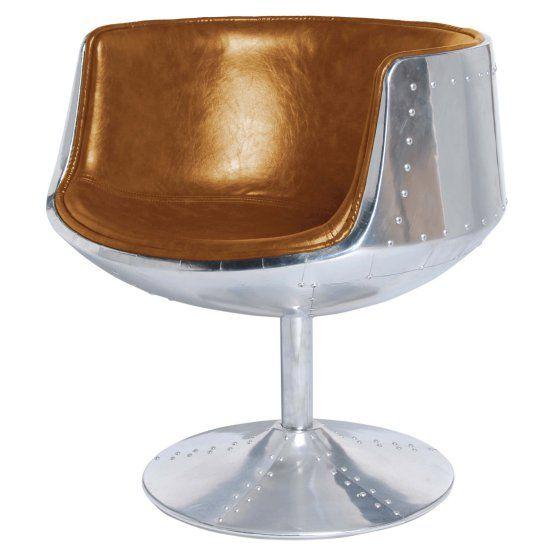 Cunan Swivwl Accent Chair: New Pacific Direct Inc Conan Swivel Accent Chair