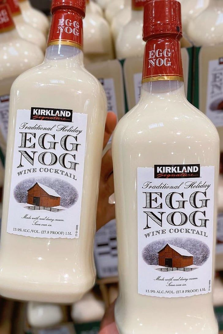 Costco's Boozy Eggnog Has 13.9 ABV — Who's Ready to Get