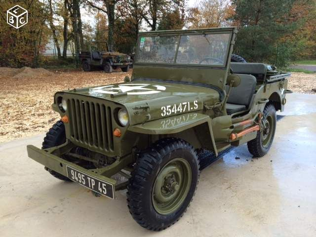jeep willys mb voitures pinterest voitures. Black Bedroom Furniture Sets. Home Design Ideas