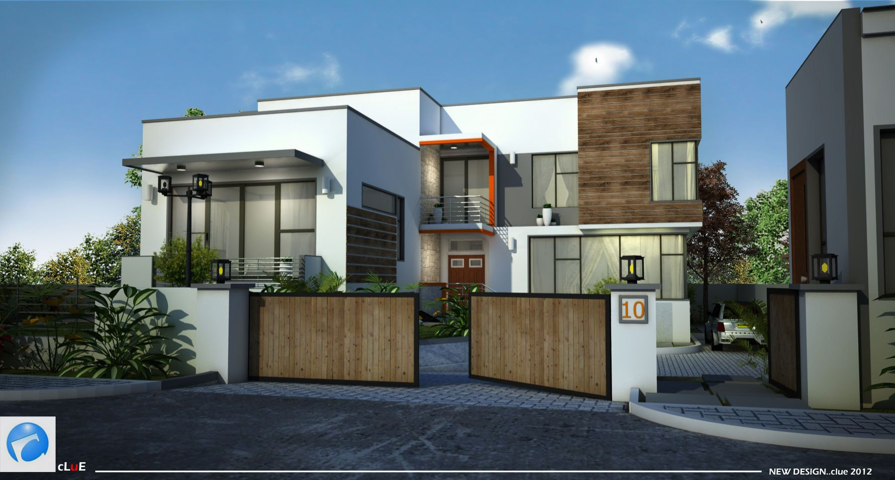 modern exteriors | alt.2. contemporary design in an African climate ...