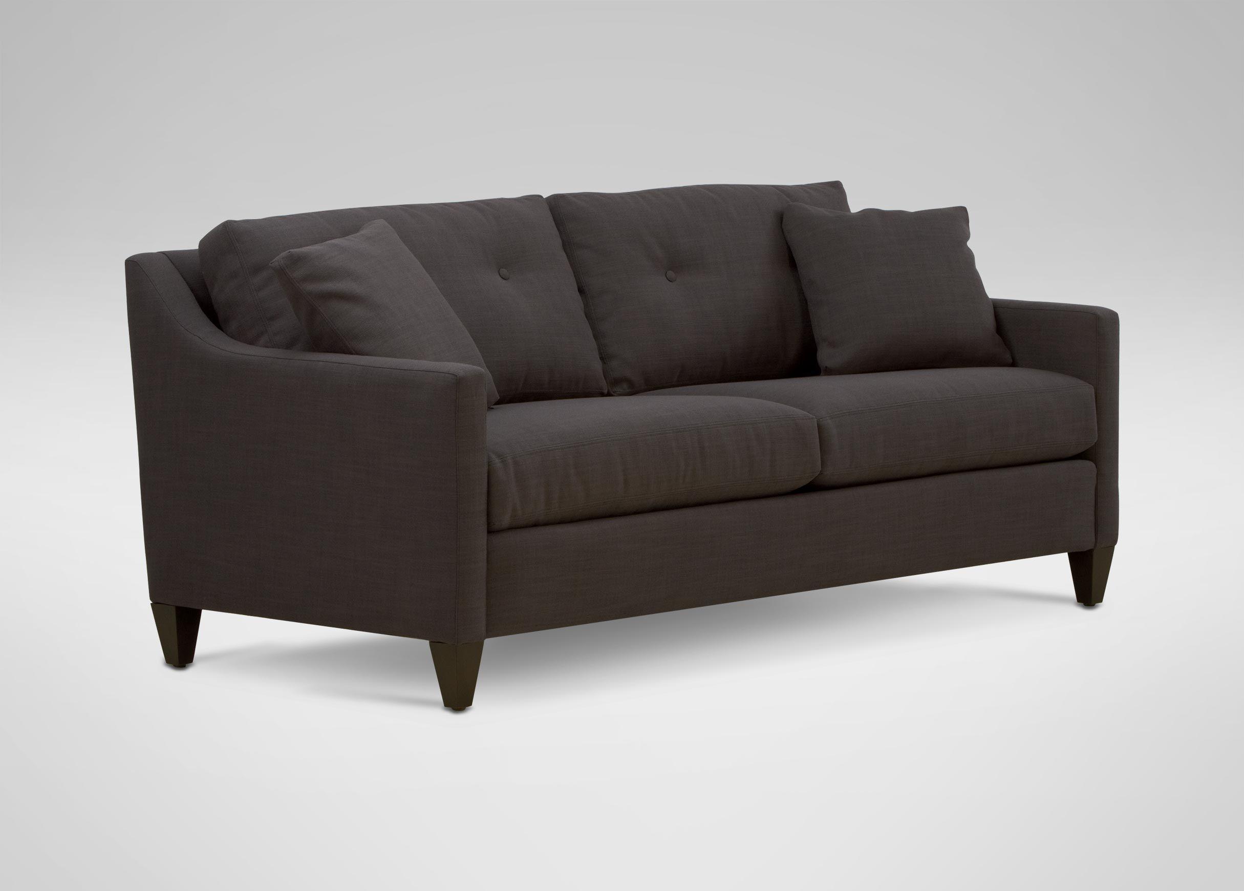 Monterey Sofa Large Gray