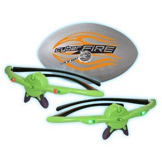 Cyberfire Football Set by Play Vision | eBeanstalk