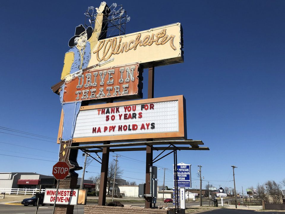 Winchester DriveIn set to open 51st movie season in