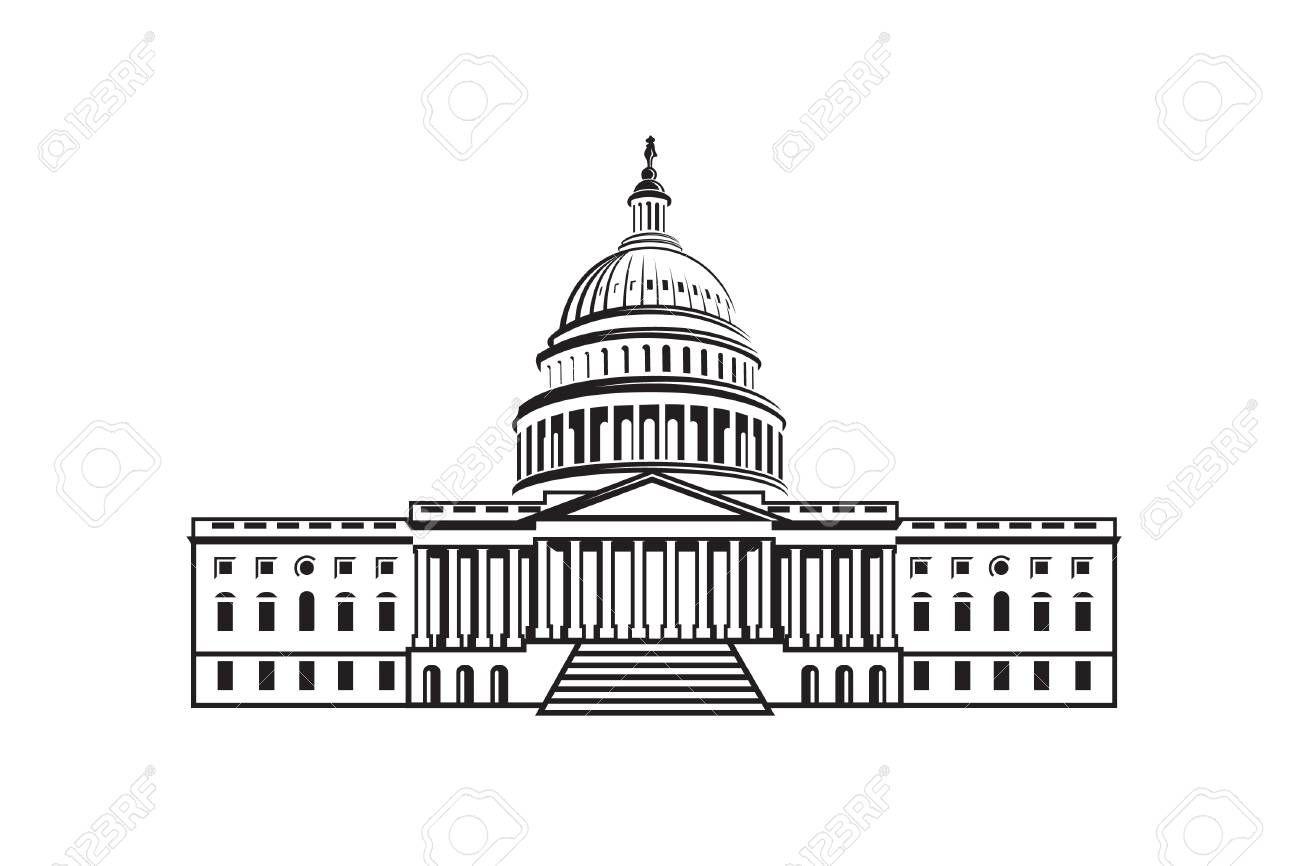 20+ Washington dc building clipart information