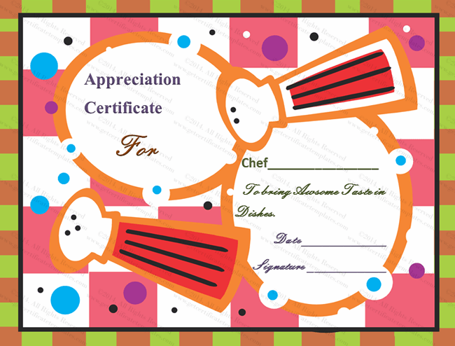 Awesome taste certificate of appreciation template certificate of awesome taste certificate of appreciation template yelopaper Choice Image