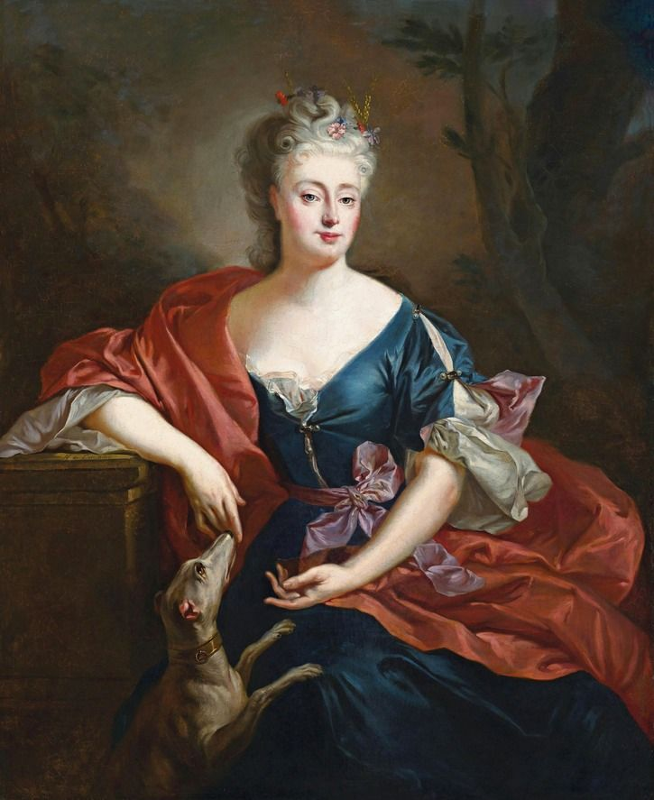 Marie Thérèse Blonel d'Haraucourt madame Phalaris by ? (location unknown to gogm) | Grand Ladies | gogm