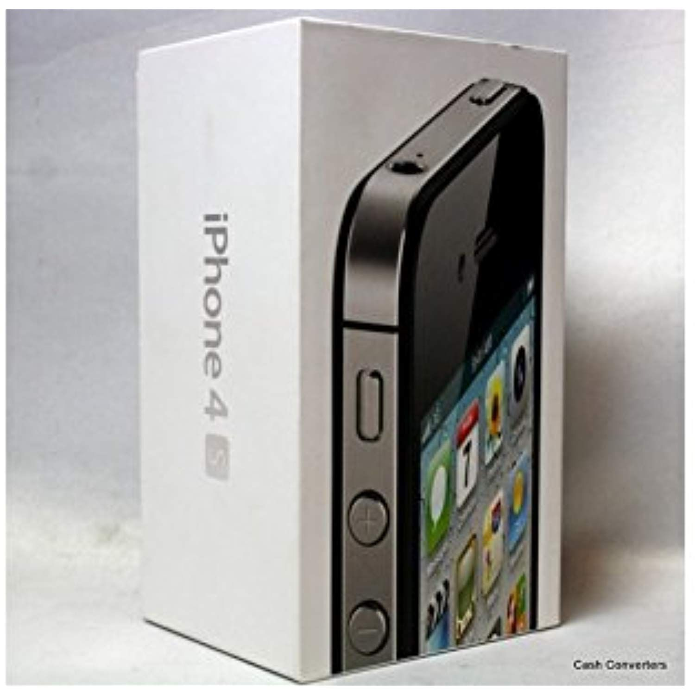 Apple iphone 4s 8 gb straighttalk black for more