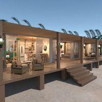 MEXICAN STYLE Family Beach House - Kostenloses Online-Design | 3D Grundrisse von Planne ...#beach #family #grundrisse #house #kostenloses #mexican #onlinedesign #planne #style #von
