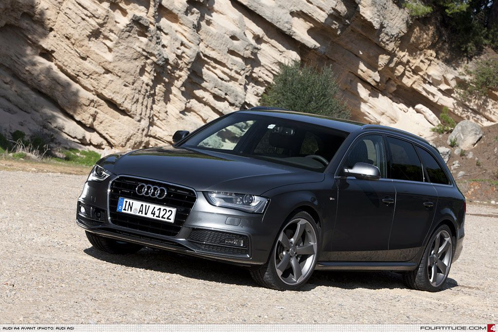 real world s-line photos of the new audi a4 - blogs - fourtitude