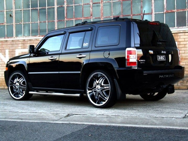File 16 40 Jeep Patriot Custom Jeep Patriot Custom Jeep Patriot