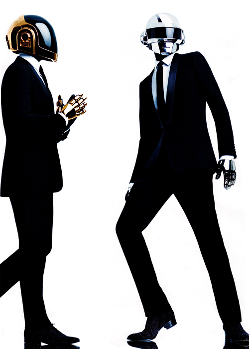 Previous Pinner Said Daft Punk Can T See Their Faces But Their Music Makes Think They Are Incredibly Handsome Daft Punk Punk Edm Music