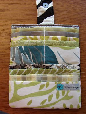 PoldaPop Designs: Free Sewing Tutorial: Clutch Wallet from ...