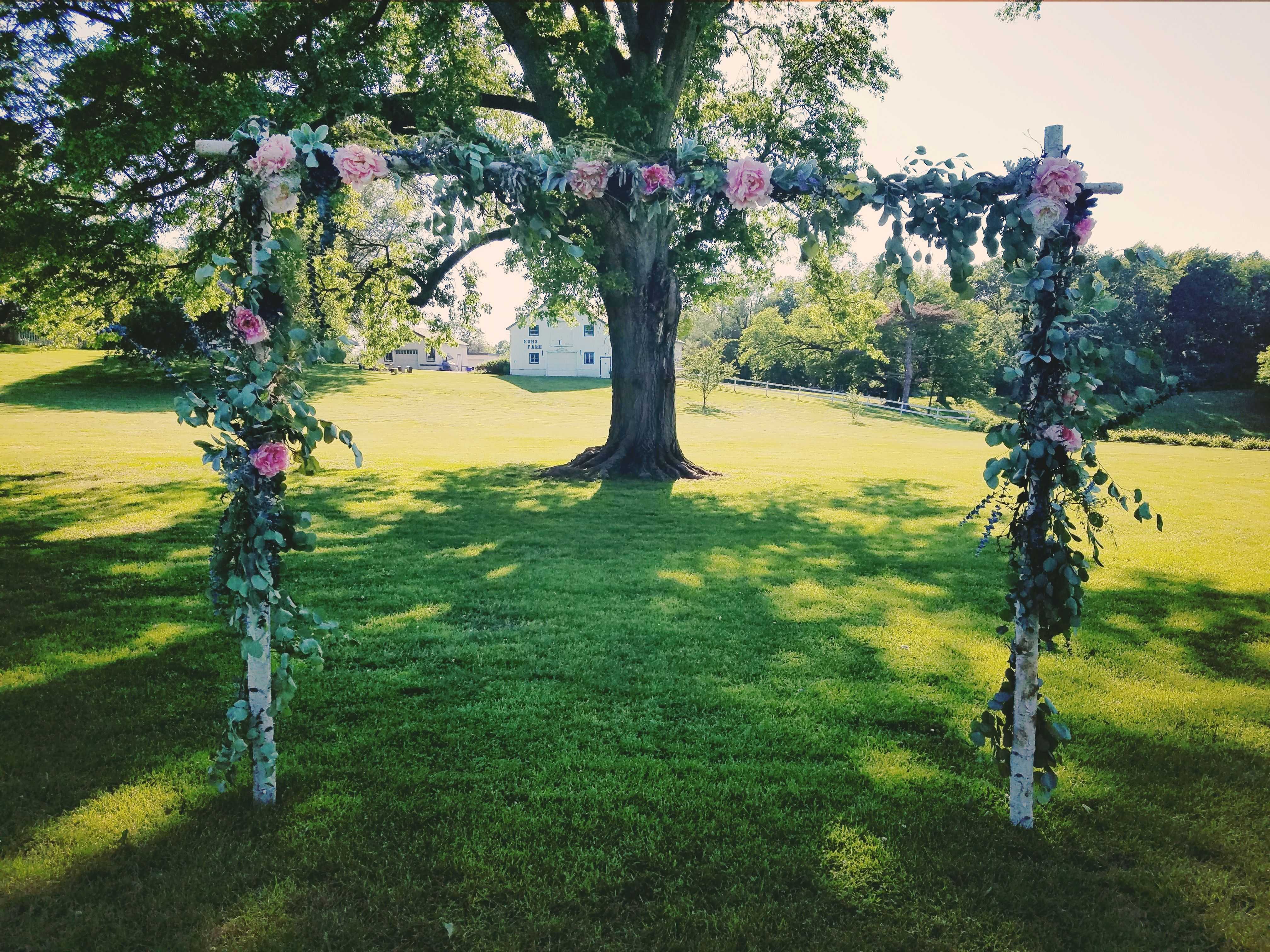 Private Event E Weddings And Receptions Kuhs Estate Farm St