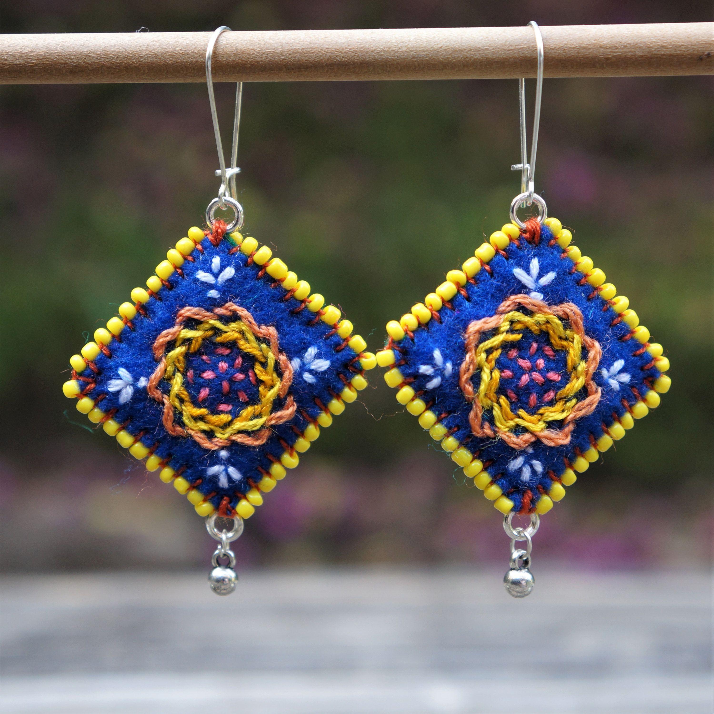 Pin by maria tenorio on bordado en objetos embroidered things
