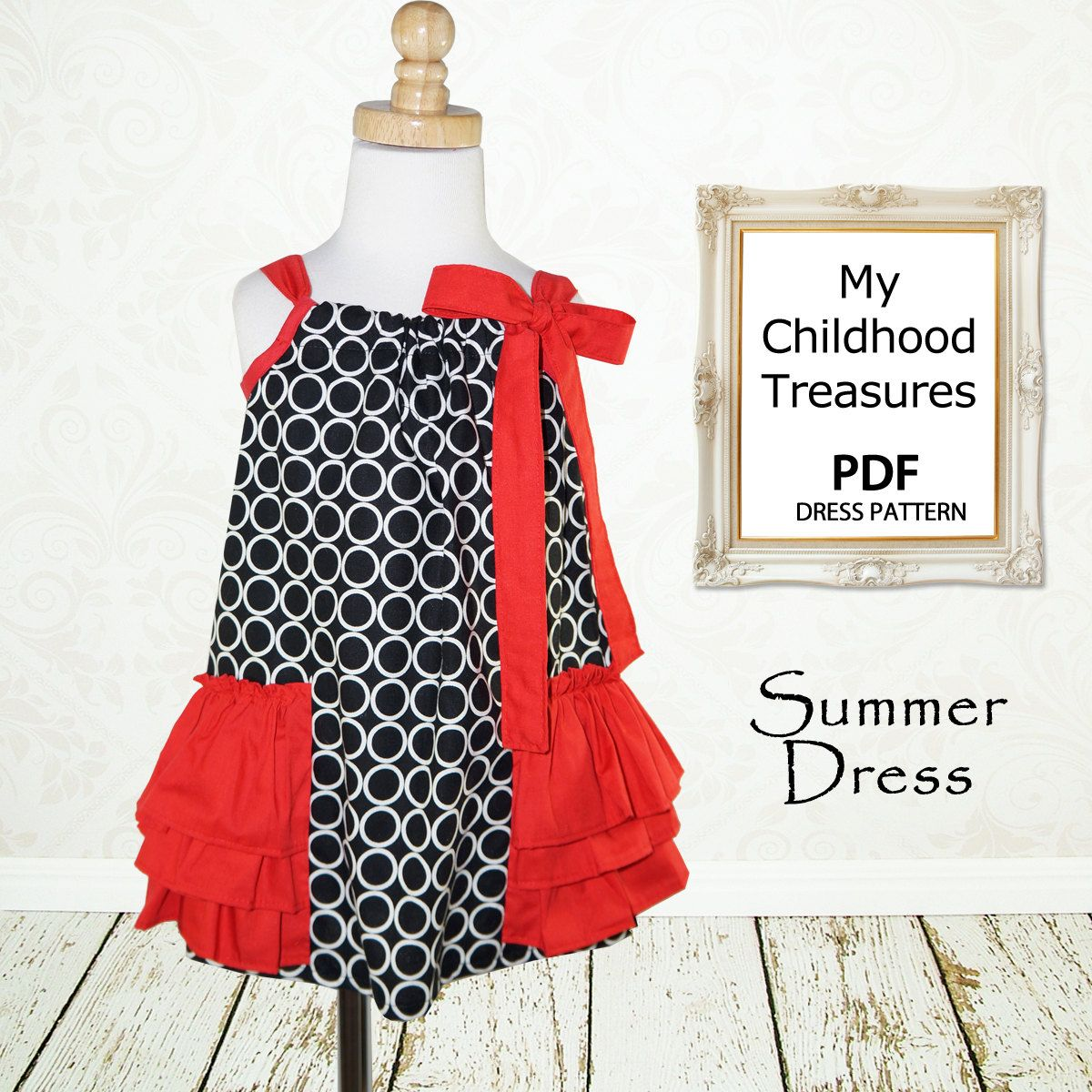 Free baby girl sewing patterns girls dress pattern pdf free baby girl sewing patterns girls dress pattern pdf childrens sewing pattern baby jeuxipadfo Image collections