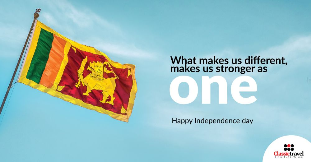 Happy 69th Independence Day Srilanka Independanceday Classictravel Happy Independence Day Happy Independence Day Mauritius Happy Independence Day Images