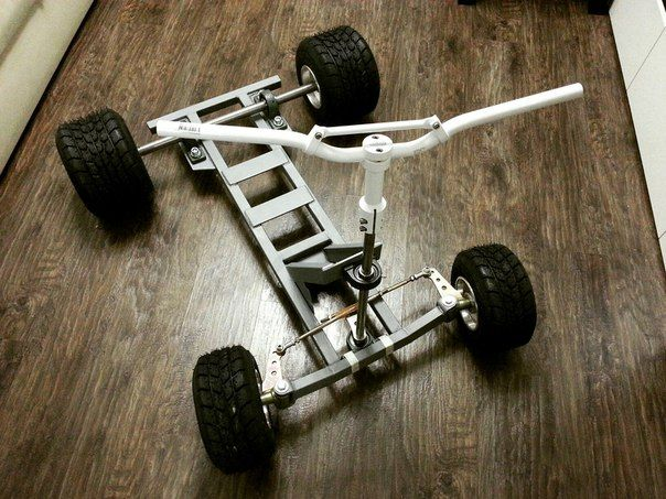 Bar stool kart chassis & Bar stool kart chassis | Other motor bikes | Pinterest | Bar stool ... islam-shia.org