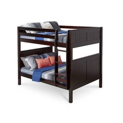 Isabelle Full Over Full Bunk Bed With Storage Kids And Parenting