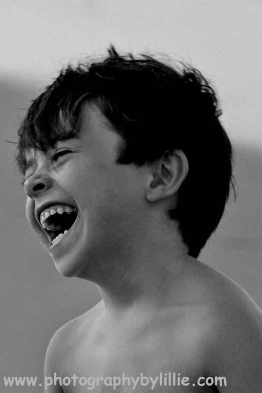 True Laughter by: Lillie Tillar