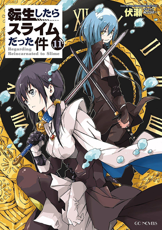 Tensei shitara slime datta ken light novel epub download