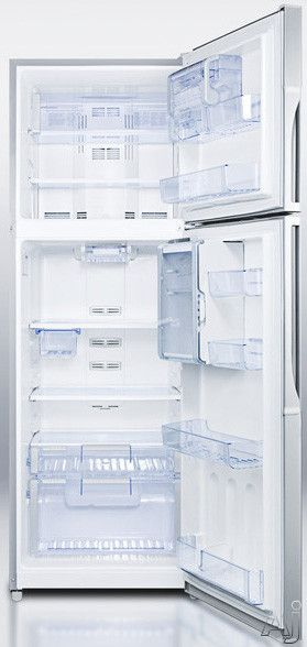 Summit Ff1935pl Counter Depth Refrigerator Modern Kitchen Counters Counter Depth