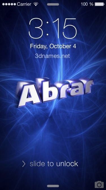 Preview Of Plasma For Name Abrar Name Wallpaper My Name Wallpaper Name Photo
