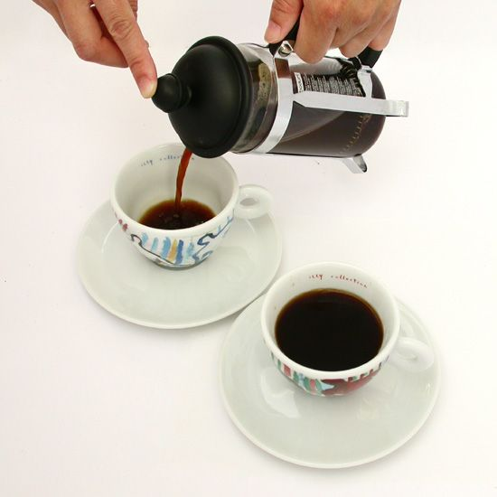 """French press coffee is some of the smoothest """"greenest"""" classy coffee you can drink"""