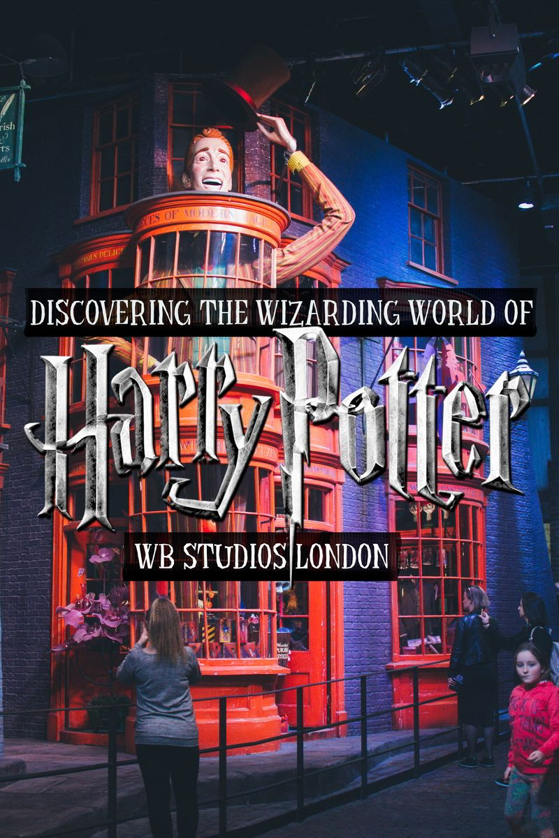 Discover The Magical World Of Harry Potter By Visiting The Wb Studios In London Here S Ev Harry Potter Studios Harry Potter Studios London Harry Potter London