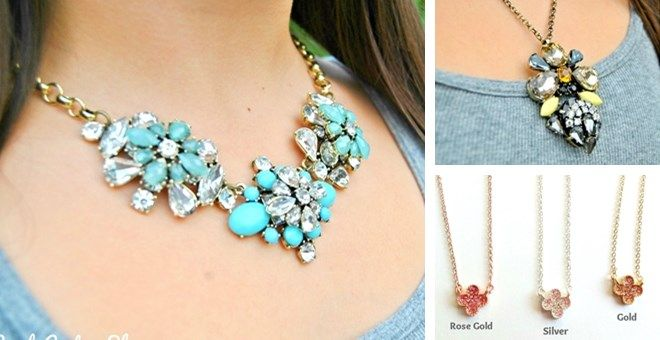 Candy Couture Shop's Designer Inspired Necklace Blowout!!