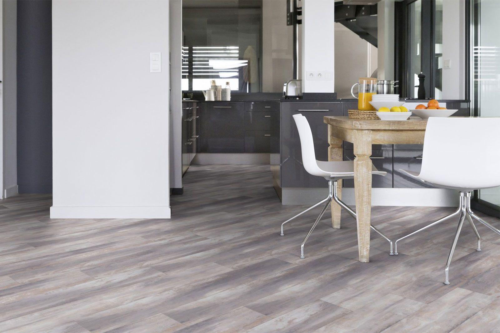 Designboden von Gerflor. #Industrial #Kitchen #Küche ...