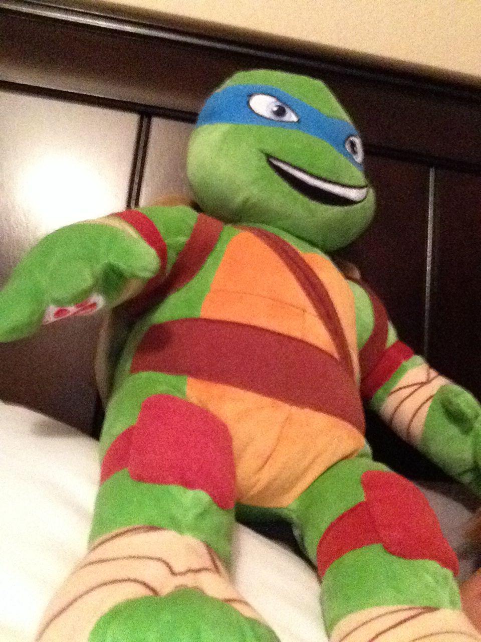 Build A Bear Ninja Turtle Ninja Turtles Dinosaur