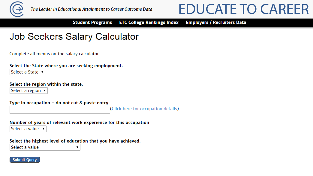 How much should marketing executives be paid? This calculator will.