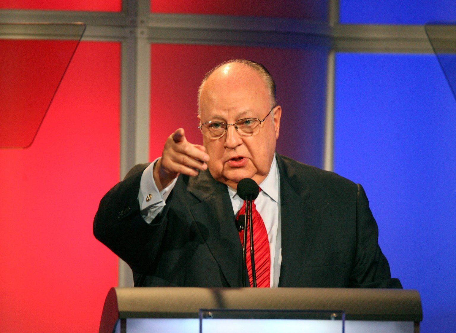 """One of Fox News honcho Roger Ailes' closest associates was fired from the cable network last month after the discovery of undisclosed """"financial issues,"""" the Hollywood Reporter revealed on Tuesday. Brian Lewis, executive vice president of communications at Fox News and longtime Ailes deputy, was fired on July 25, a network spokesman confirmed in a statement to journalists."""