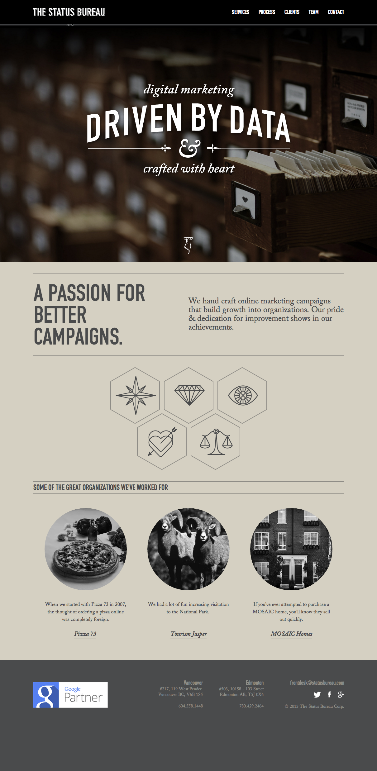 Http Www Statusbureau Com Web Design Webdesign Design