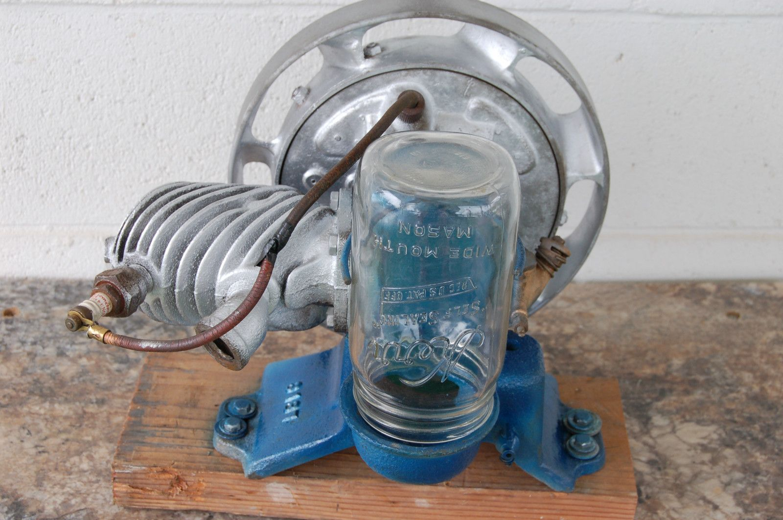 Maytag Model 72 Fruit Jar Engine Engineering Maytag